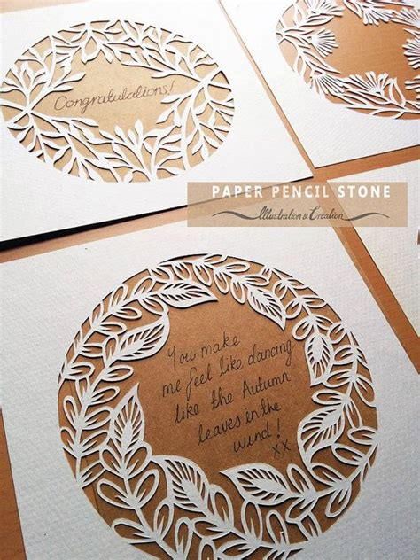 Paper Cut Card Templates by Best 25 Papercutting Ideas On Silhouette