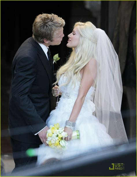 Heidi And Spencer Engaged by Heidi Montag Wedding Pictures