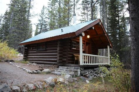 Cabins In Banff by Inside Our Cabin Picture Of Mountain Lodge