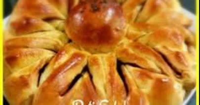 Loyang Kue Roti Sobek resep cara membuat roti sobek empuk manis