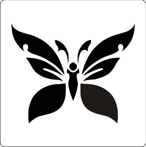 butterfly stencil template 25 best ideas about butterfly stencil on