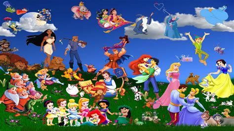 disney wallpaper desktop hd disney character wallpaper desktop wallpapersafari