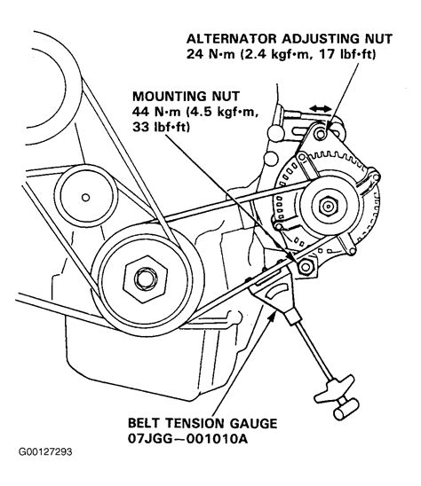 diagram of how a 1999 acura nsx transmission is removed how to remove the crossmember for a service manual installing new serpintine belt on a 1999 acura nsx service manual installing