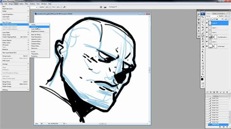 how to doodle in photoshop dc comics guide to digitally drawing from photoshop to