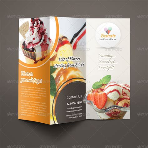 nice brochure templates 4 all templates deal