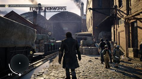 assassin s creed syndicate pc review impressions this gorgeous mostly smooth is no unity