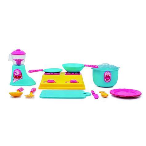 Multi Kitchen Set funskool giggles kitchen set deluxe multi color