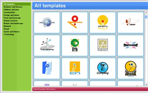 logo layout maker free logo maker software for windows