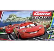 Carrera Go Cars 2 Track Speedway Sally Lightning Mcqueen