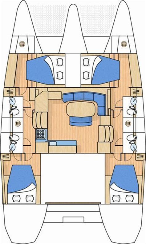 catamaran layout plans 42 best catamaran layouts images on pinterest layouts