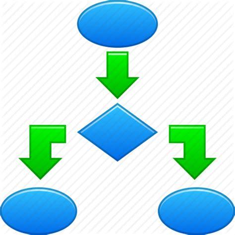 flowchart icons analytics charts diagram flow chart graph