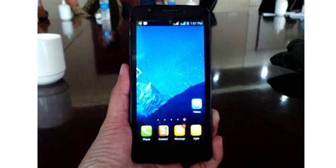 Smartfren Andromax I3s 4gb Hitam by Andromax I3s Dan G2 Duo Android Smartfren Terbaru