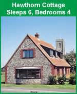 Hoseasons Country Cottages by Norfolk Coast Cottages