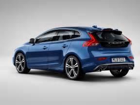 Volvo C3 R Design New For 2017 Volvo V40 News Testdriven
