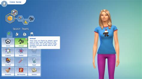 mod the sims keener trait new version added for cats and dogs update ep not required simfeetunder the sims 4 mod airhead trait