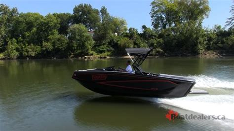 heyday boats canada 2017 heyday wt 2 ski and wakeboard boat review