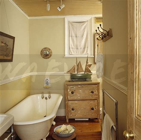 Small Chest Of Drawers For Bathroom by Image Model Sailing Boat On Pine Chest Of Drawers Beside Roll Top Bath In Small