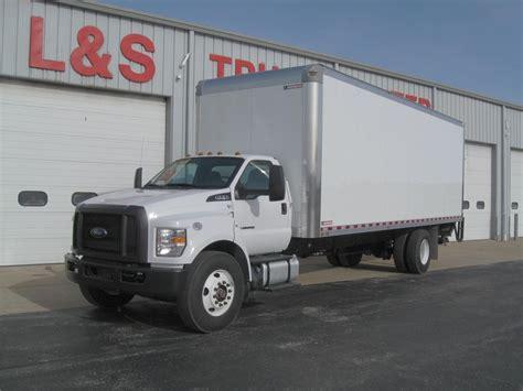 truck van ford f750 van trucks box trucks for sale used trucks on