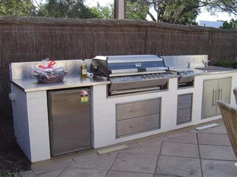 outdoor kitchen designs for small spaces become one with nature with a fabulous electrolux modern