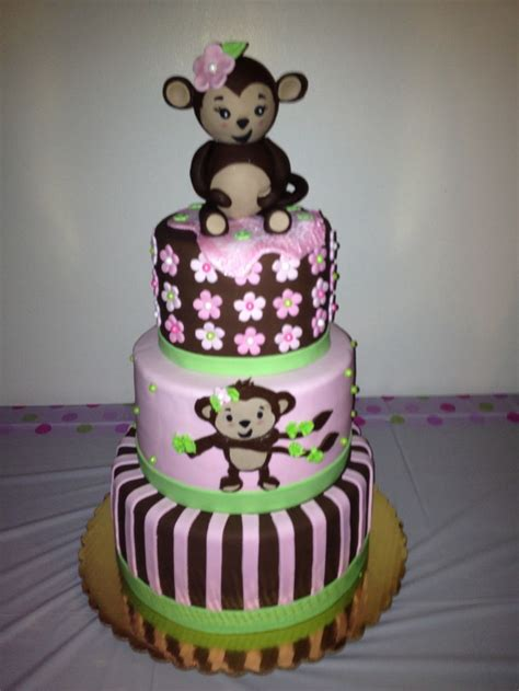 baby shower decorations monkey theme 151 best images about monkey baby shower cakes on