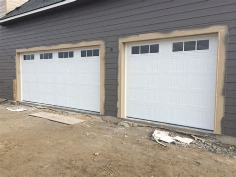 garage door ideas apartment facade curb appeal choosing a color for garage