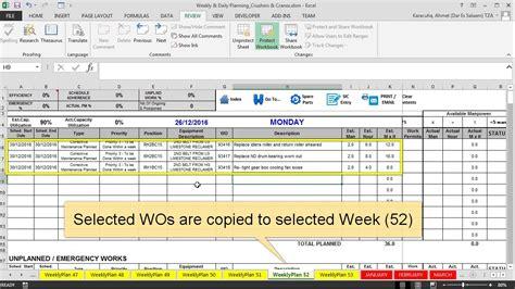 preventive maintenance spreadsheet and vehicle maintenance