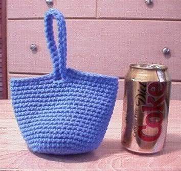 crochet ditty bag pattern free pattern this adorable ditty bag is the perfect