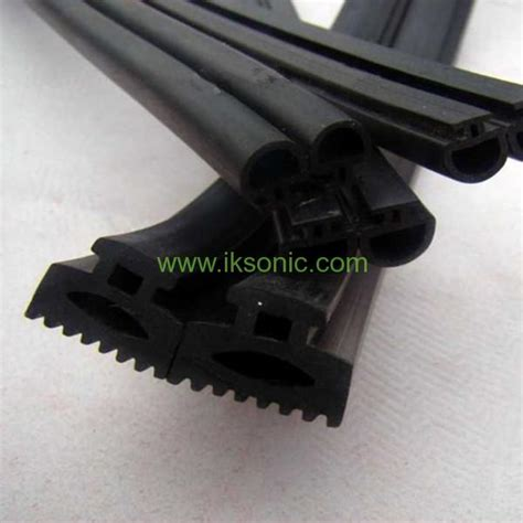 rubber curtain strips rubber strip door seal used for car door and windowiksonic