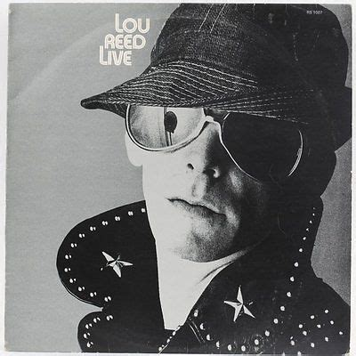 Vinyl Lou Reed popsike live lou reed vinyl record auction details