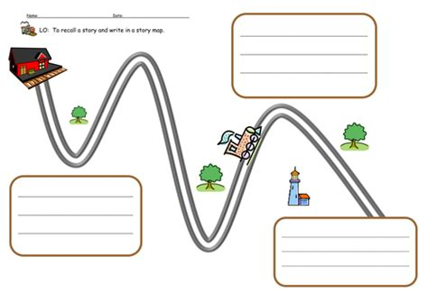 tes new year story resources the ride story map by stevm117 teaching resources