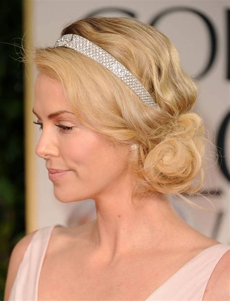 Formal Hairstyles With Headbands | headband hairstyles beautiful hairstyles