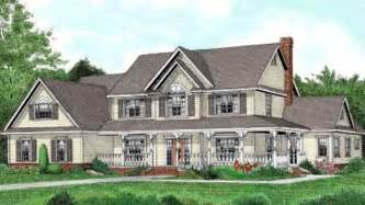 2 Story Country House Plans by Country Style House Plans 3005 Square Foot Home 2