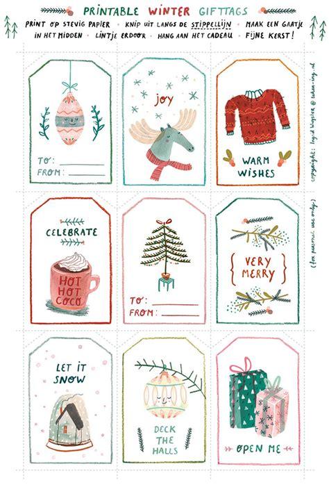 free printable christmas gift tags on pinterest fun free printable gift tags the turquoise home