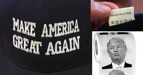 donald trump gifts we checked out china made trump merchandise so you don t