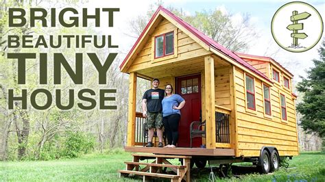 tiny house build teenager started building a mortgage free tiny house at