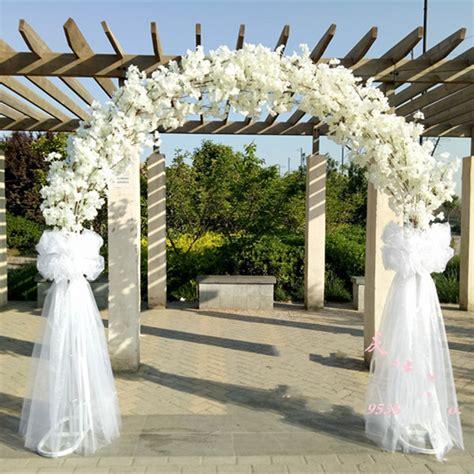 Metal Wedding Arch Uk by Luxury Wedding Center Pieces Metal Wedding Arch Door