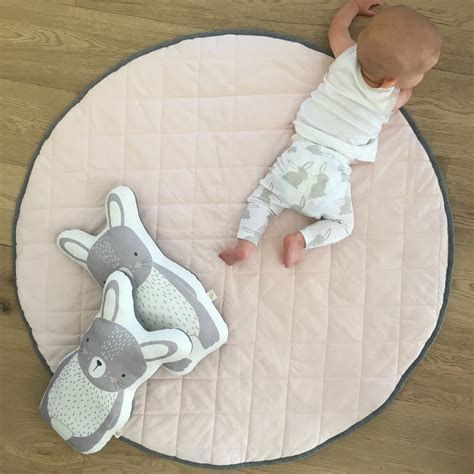 Pink Car Play Mat by Mister Fly Pink Charcoal Play Mat Babyroad