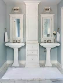 two sinks in bathroom pedestal sink bathroom transitional with
