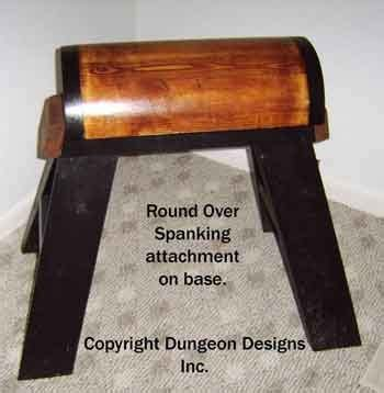 spank bench home bondage dungeon furniture