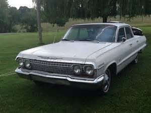 find used 1963 chevy impala 4 door in dyer tennessee