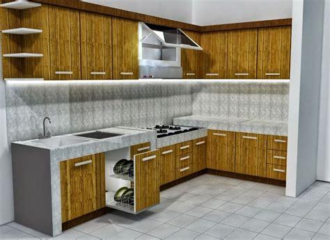 model dapur minimalis desain dapur minimalis konsep modern view rumah