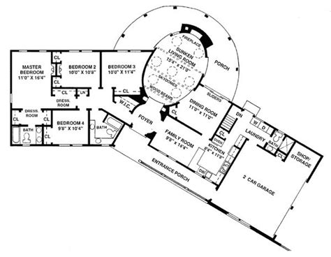 Passive Solar Ranch House Plans Floor Plan Of Ranch House Plan 1 800 Sq Ft Make Changes Might Work P House
