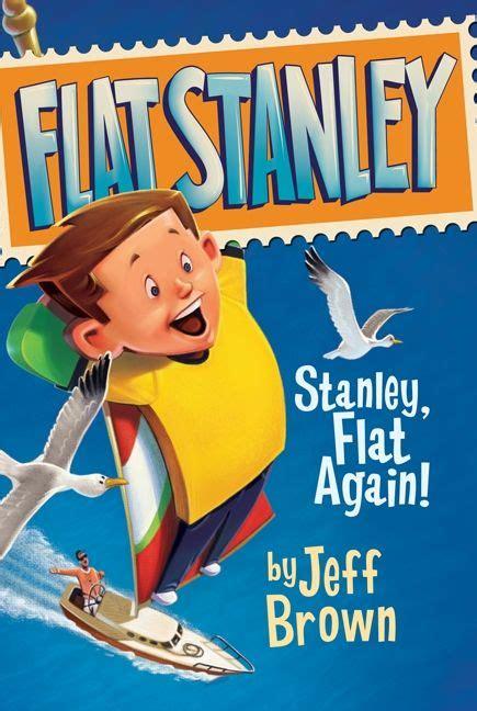 flat stanley book report stanley flat again jeff brown e book