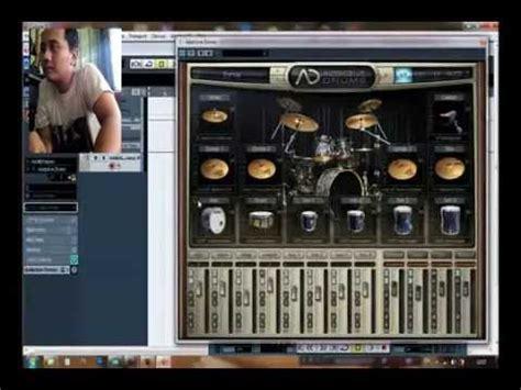 tutorial membuat drum elektrik tutorial cara menggunakan konek arduino midi drum elektrik