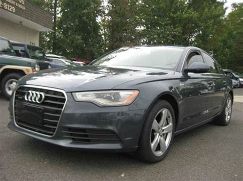 audi a6 for sale in nj 2012 audi a6 for sale carsforsale