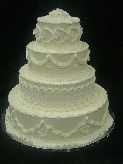 wedding cakes greenville sc butercream wedding cake design 125 strossner s bakery