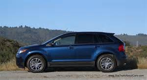 2012 Ford Edge Limited Review 2012 Ford Edge Limited Ecoboost