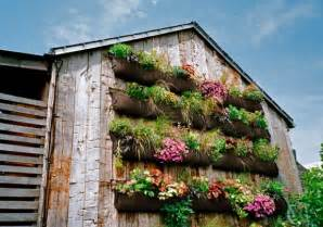 go green tip 99 how to make a do it yourself vertical garden