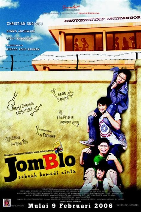 film jomblo ngenes full movie jomblo 2006 the movie database tmdb