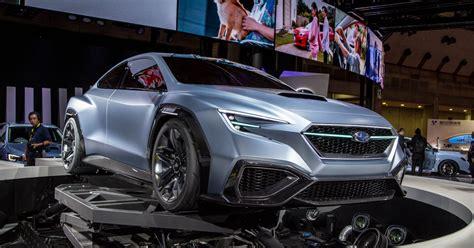 Subaru Wrx News by There Will Be A New Subaru Wrx Sti But It Will Be A Hybrid